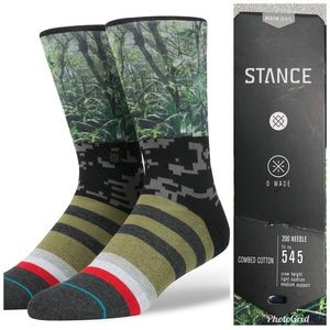 Stance Dwyane Wade Socks, Sargent M/L